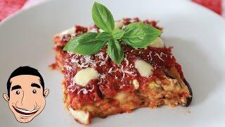 Eggplant Parmigiana Recipe | Eggplant Parmesan | Eggplant Recipe