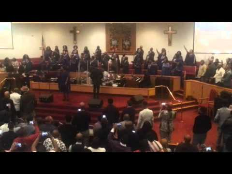 Marquinn Middleton & the Miracle Chorale...