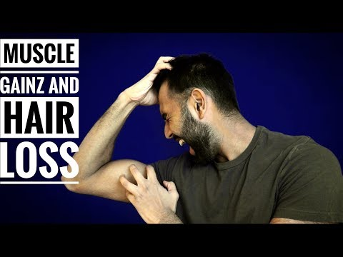 Does Working Out Cause Hairloss? | Gym Routines Which Will Kill Your Hair