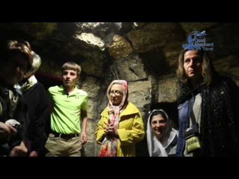 Father Constantine Nasr Holy Land Pilgrimage March 2017 Part 4