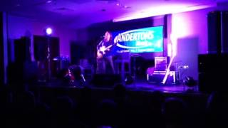 Robben Ford plays Oh Virginia at Andertons