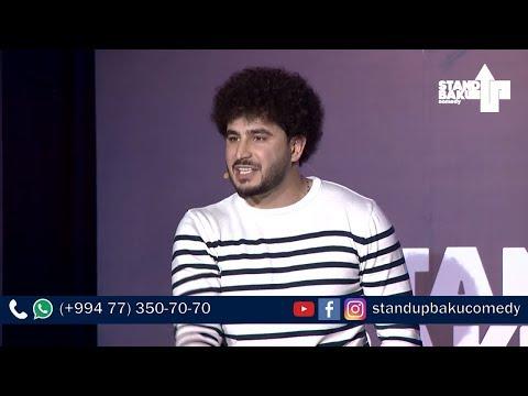 Ülvi Həsənli (Stand UP Baku 19-cu şou)