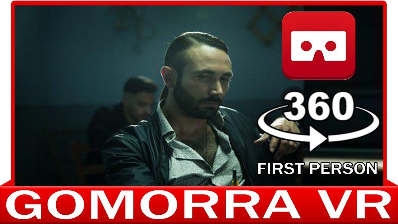 Download 360° VR VIDEO - GOMORRA - Salvatore Conte. Don Pietro | Crime Drama Series | Gomorra Gear VR