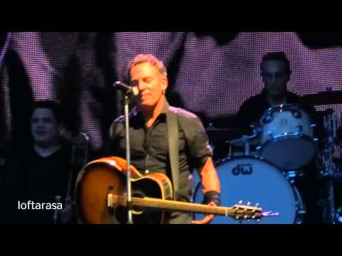 Bruce Springsteen - Open All Night (2013-05-28 - Hannover)