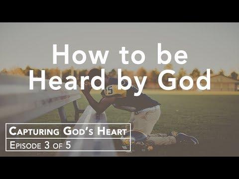 Capture God's Attention