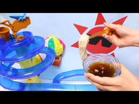 Big Stream Somen Slider Nagashi Somen Machine Cooking Toy