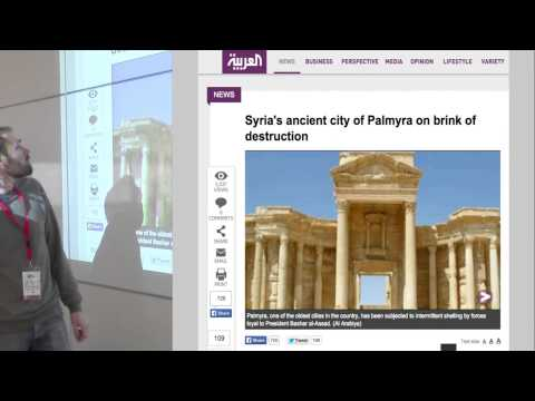 The Syrian Heritage Project in the IT infrastructure of the German Archaeological Institute
