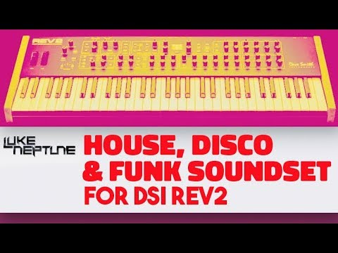 Luke Neptune's Rev2 House, Disco & Funk Soundset