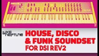 Luke Neptune's Rev2 House, Disco & Funk Soundset