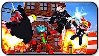Deadpool dans Avengers Infinity War - Roblox Hero War Tycoon