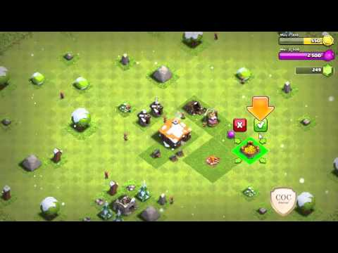 COC Journal 1: How to Play Clash of Clans First Time