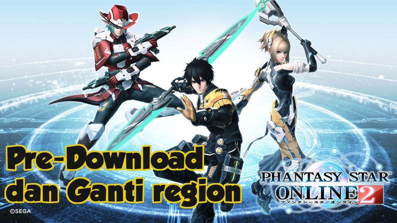 Phantasy star online 2 download usb