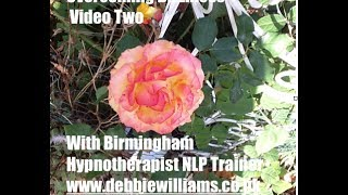 Overcoming Dizziness Video 2 with NLP Master Practitioner
