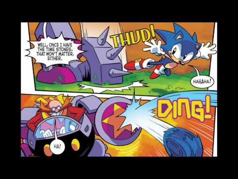 Sonic The Hedgehog Issue #290