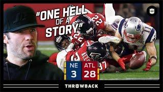 Julian Edelman Retells the LEGENDARY Super Bowl LI Comeback Story | Legends of the Playoffs
