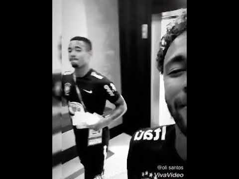 Neymar via stories