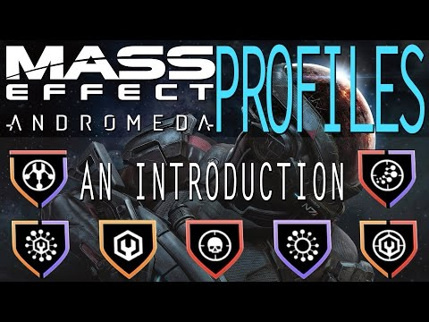 AN INTRODUCTION TO PROFILES IN MASS EFFECT ANDROMEDA