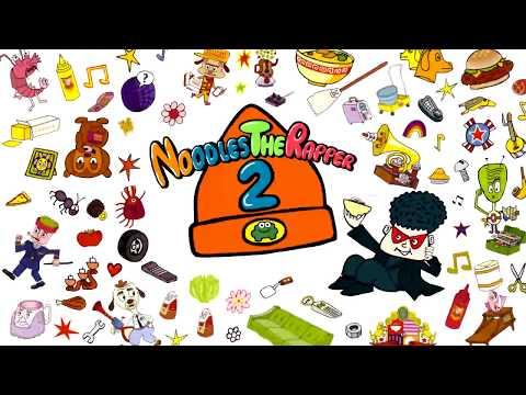 Noodles The Rapper 2 OST - Title Screen