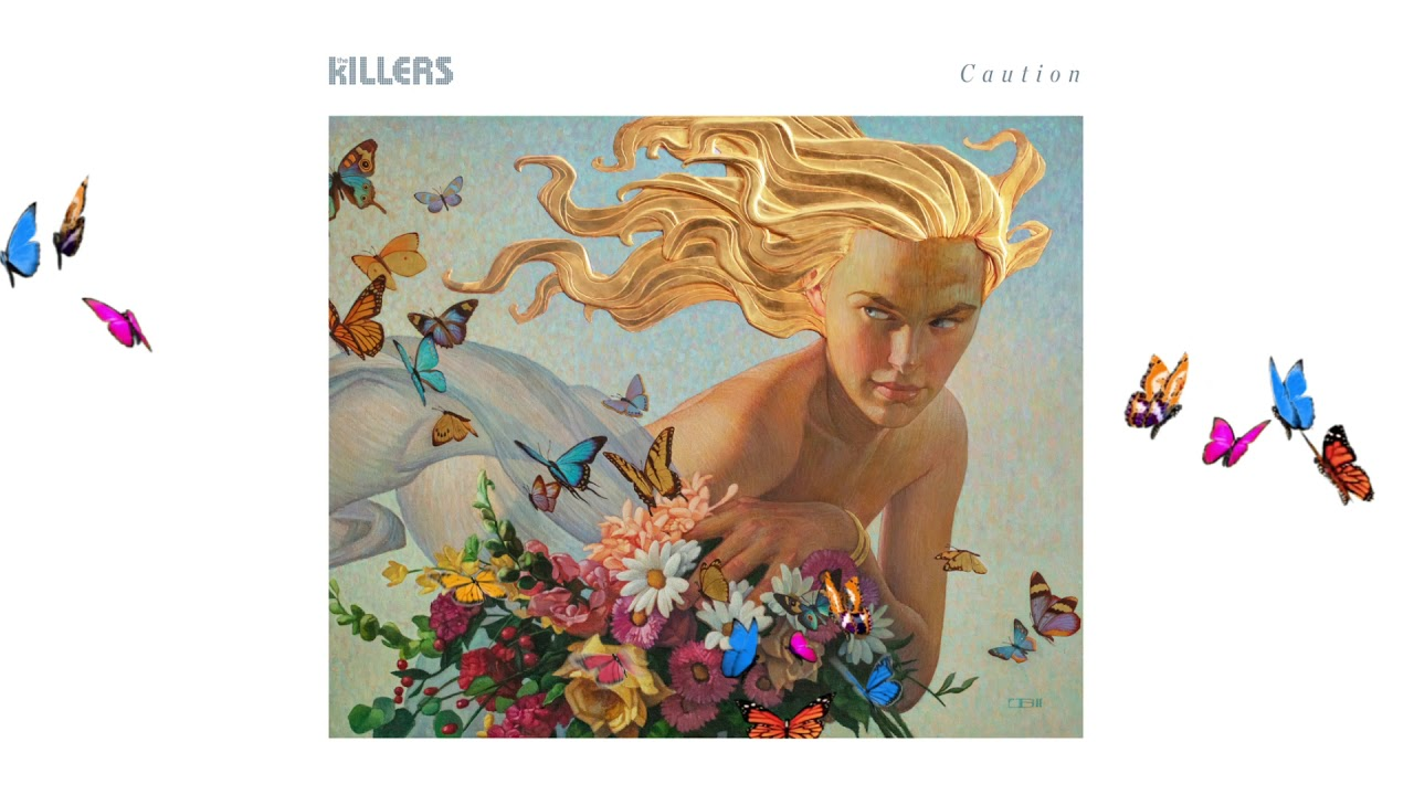 """Download The Killers - """"Caution"""" (Visualizer Video)"""