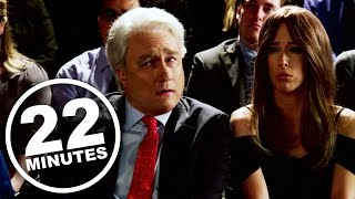 Bill Clinton & Melania Trump at the Debate | 22 Minutes