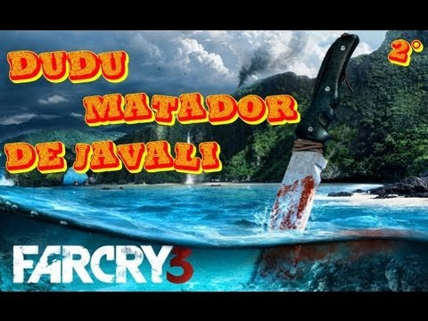 FarCry 3 #2 Dudu matador de JAVALI ?!?! Travel Video