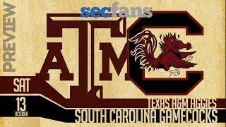 Texas A&M vs South Carolina - Preview & Predictions 2018 College Football