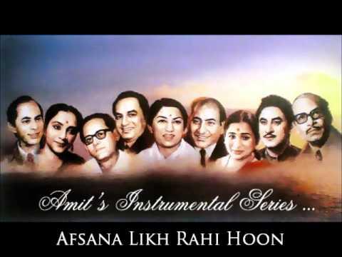 Instrumental - Afsaana Likh Rahi Hoon (Flute)