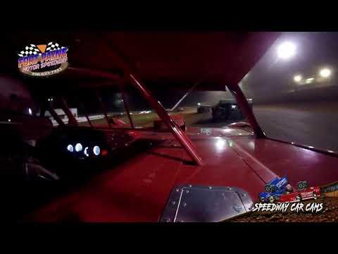 Winner #1J JT Seawright - Super Late Model - 9-22-18 Fort Payne Motor Speedway - In Car Camera