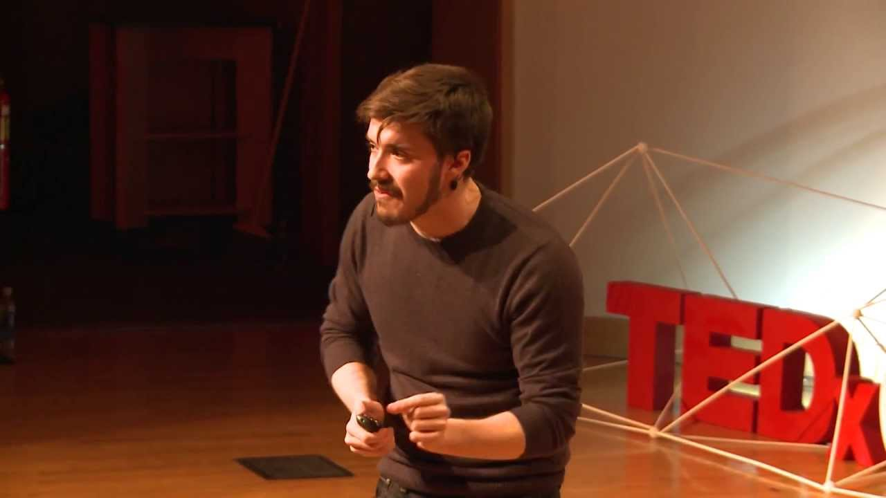 Papercraft ADHD As A Difference In Cognition, Not A Disorder: Stephen Tonti at TEDxCMU