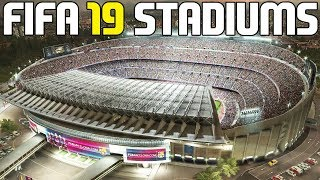 FIFA 19 - New Stadiums Wishlist - The FIFA Podcast