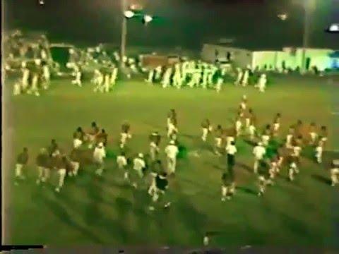 1986 Grove Ridgerunners at Stilwell Indians Football