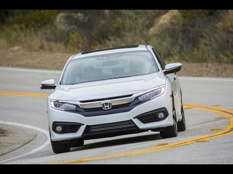 Honda Civic 2018 India First Look II 2017 Honda Civic First Look & Test Drive Review #New Features
