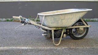 колесо для тачки(сломалось сразу и метра не проехал ПОДПИСАТЬСЯ на канал: https://www.youtube.com/channel/UCYBQX5vNScUEeVammZdDYSQ., 2016-04-06T12:49:04.000Z)