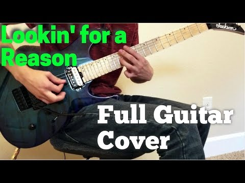 Whitecross - Lookin' For A Reason Full Guitar Cover