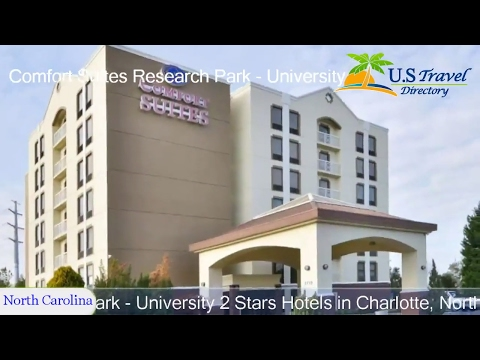 Comfort Suites Research Park - University - Charlotte Hotels, North Carolina