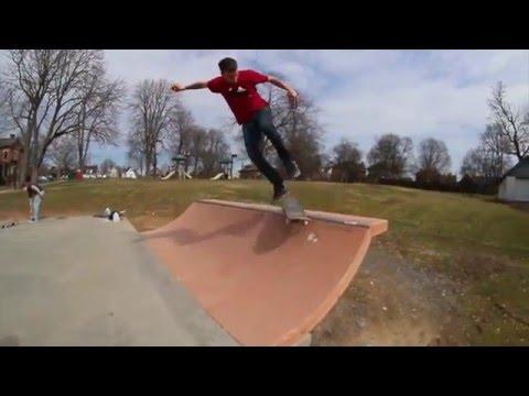D.N.A. Skate Co. Teaser #1