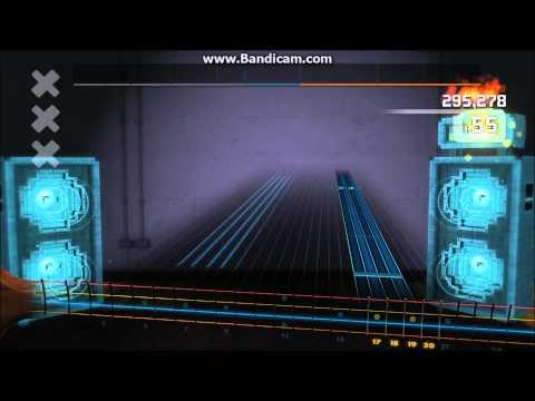 Rocksmith 2014 Custom, Bass - Rush - Cinderella Man  