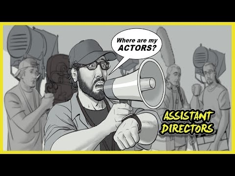 How to Become an Assistant Director (AD) - தமிழில்