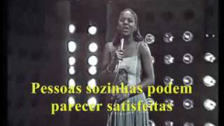 Randy Crawford - People Alone (Tradução)