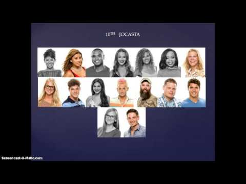 Big Brother 16 My Way