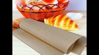 Aliexpress Тефлоновая бумага для выпечки Teflon paper for baking