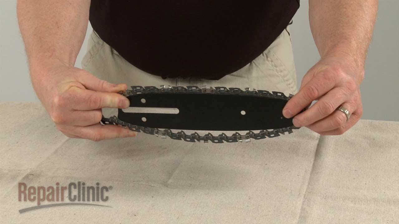 Poulan pro pole pruner cutting chain replacement 530051524 youtube greentooth Image collections