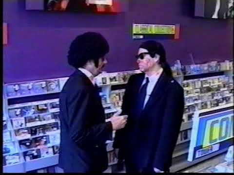 "Tower Records Boston ""Hub Fiction"""