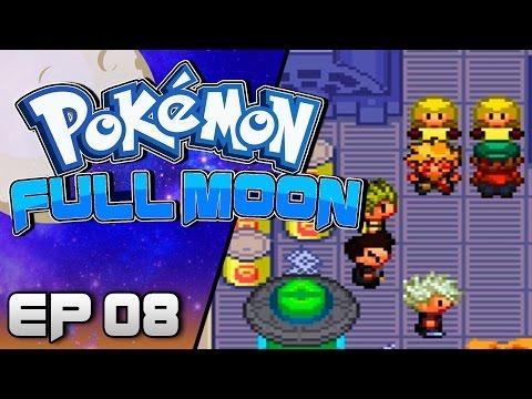 Pokemon Full Moon 🌙 (Fan Game) Part 8 MEGA EVOLUTION WHAT?! Gameplay Walkthrough