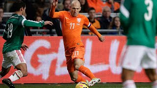 Highlights Netherlands - Mexico 2-3 friendly 12-11-2014