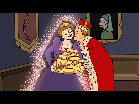 FAIRY TALE FRIDAY - KING MIDAS