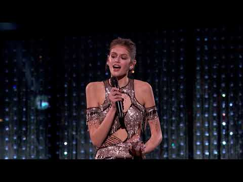 Kaia Gerber | Model of the Year | The Fashion Awards 2018