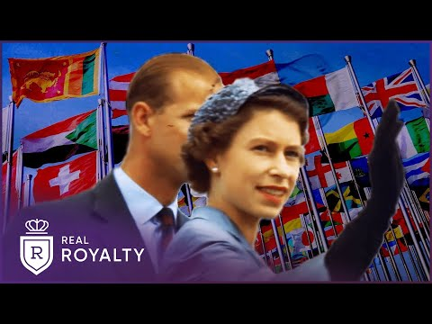 A Century Of Change For The Royal Family   Royal Tour Of The 20th Century   Real Royalty