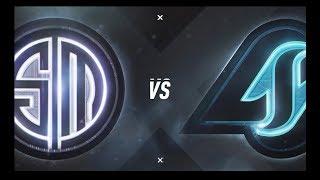 TSM vs CLG - NA LCS Week 9 Day 3 Match Highlights (Summer 2017) thumbnail