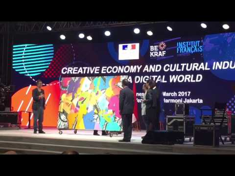Creative Economy and Cultural Industries in a Digital World in Jakarta